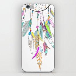 DREAM--CATCHER iPhone Skin