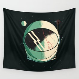 Death of an Astronaut Wall Tapestry