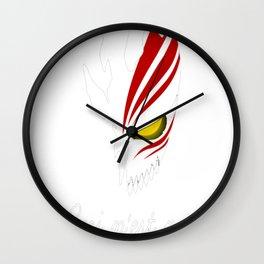 Ceci un masque Wall Clock
