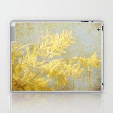 Golden Wattle Laptop & iPad Skin