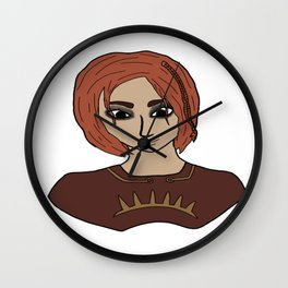 The Chantry Sister Wall Clock