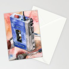 Vintage gadget series: Sony Walkman TPS-L2 Stationery Cards