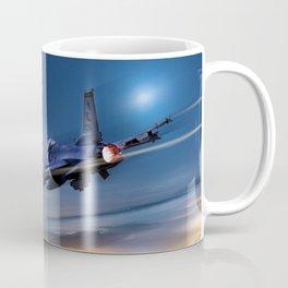 Night Of The Falcon Coffee Mug