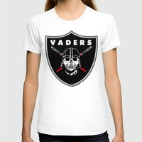 oakland T-shirts featuring Oakland Vaders by Ant Atomic