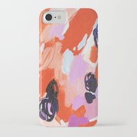 pie iPhone & iPod Cases featuring Pie For Breakfast by Emily Rickard