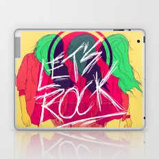 Let's Rock Laptop & iPad Skin