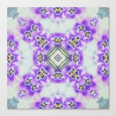 lovely spring N°2 (pattern) Canvas Print