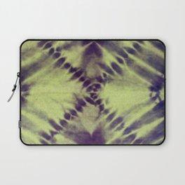 X Tie Dye Laptop Sleeve