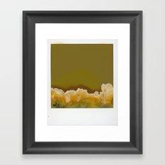 Flop Framed Art Print