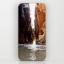 The Narrows iPhone Skin