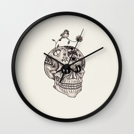 Boney Wall Clock