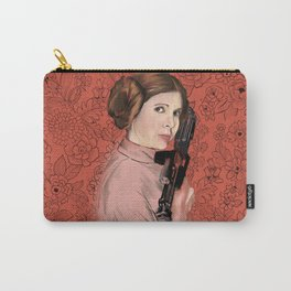Princess Leia from StarWars Carry-All Pouch