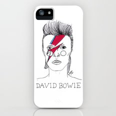 Bowie Slim Case iPhone (5, 5s)