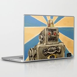 8 Bit Love Machine Laptop & iPad Skin