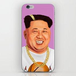 HIPSTORY - Kim Jong Un iPhone Skin
