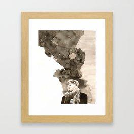 Sina Framed Art Print