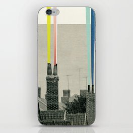 Smoke City iPhone Skin