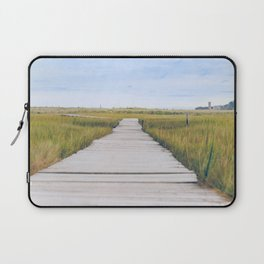 The Spit, Scituate MA Laptop Sleeve