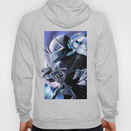 Battle of the Mechs Hoody