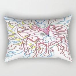 Blind Spot Rectangular Pillow