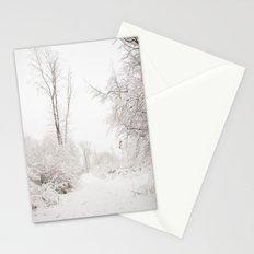 Joyeuses Fêtes! Stationery Cards