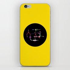 x1-3 iPhone & iPod Skin