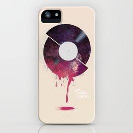 12inc cosmo iPhone Case