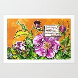 Promise of Summer Art Print