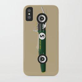 67 Lotus F1 iPhone Case