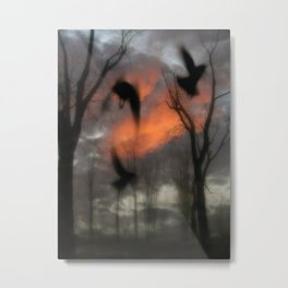 The Spirit Keepers Metal Print