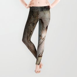 Eucalyptus Tree Bark 8 Leggings