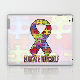 Finding the pieces  Laptop & iPad Skin
