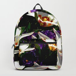 Tulips & Crocuses Backpack
