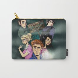WELCOME TO RIVERDALE Carry-All Pouch