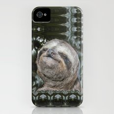 Sloth Slim Case iPhone (4, 4s)