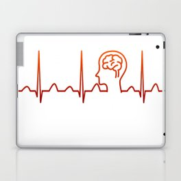 Neurologist Heartbeat Laptop & iPad Skin