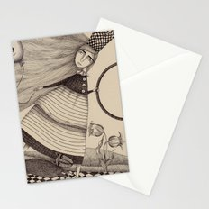 The Tulip Garden (2) Stationery Cards