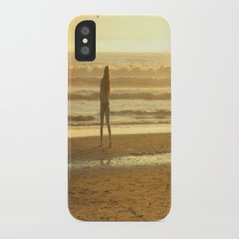 HOW SUMMER WOULD FEEL iPhone Case