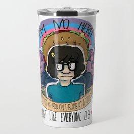 I'm no hero... Travel Mug