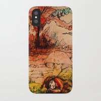 fairy tale iPhone & iPod Cases featuring fairy tale by Elvira Marinevich