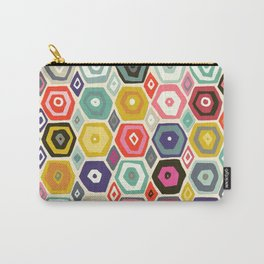 hex summer Carry-All Pouch
