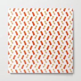 Pattern 94 Metal Print