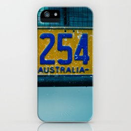 Outback Australia iPhone Case