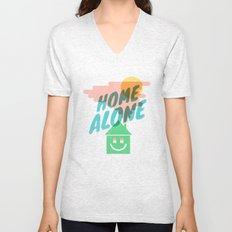 Home Alone Unisex V-Neck