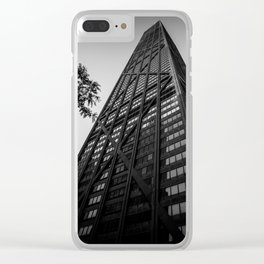 Up Clear iPhone Case