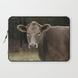 Snacking Cow Laptop Sleeve