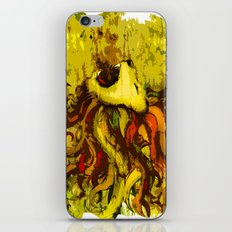 Lion's Roar iPhone & iPod Skin
