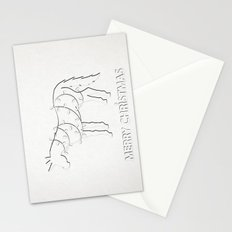 Merry Christmas Unicorn Stationery Cards