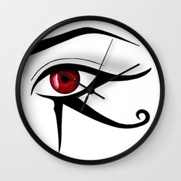 red3rdeye Wall Clock