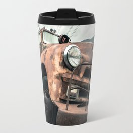 Rusty Road Travel Mug